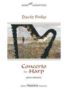 Finko- Concerto, Piano Reduction