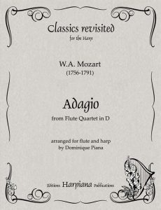 Mozart- Adagio from Flute Quartet in D