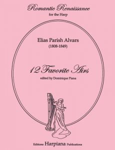 Parish Alvers- 12 Favorite Airs