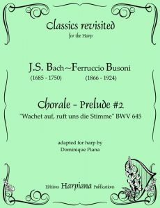 J.S. Bach - Chorale Prelude no. 2