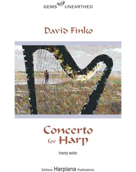 Finko- Concerto for harp, harp solo