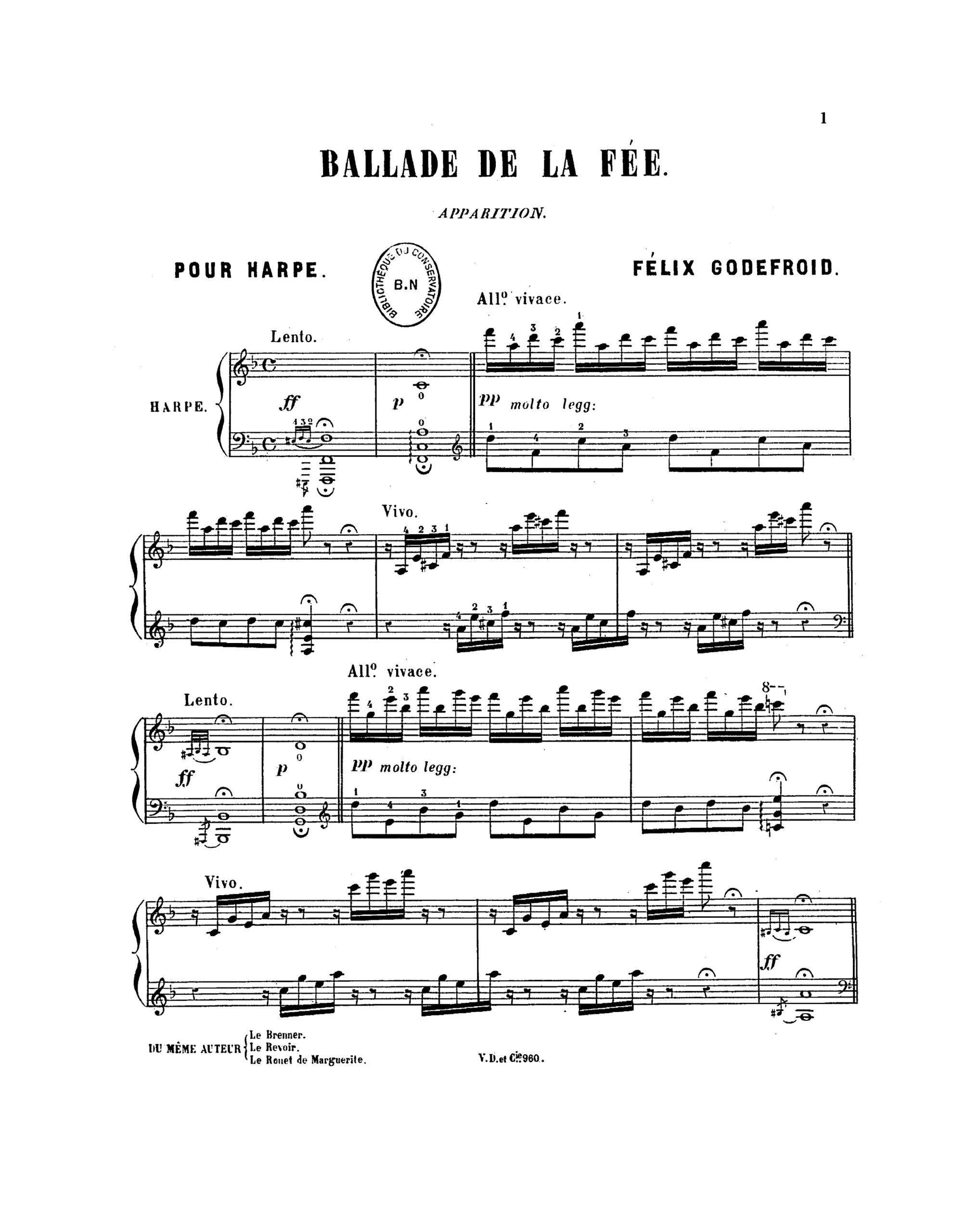 Godefroid-BalladedelaFee_1