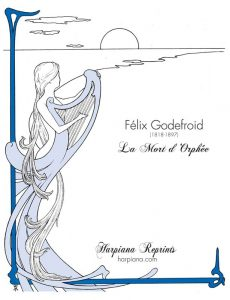 Godefroid- La Mort d'Orphee