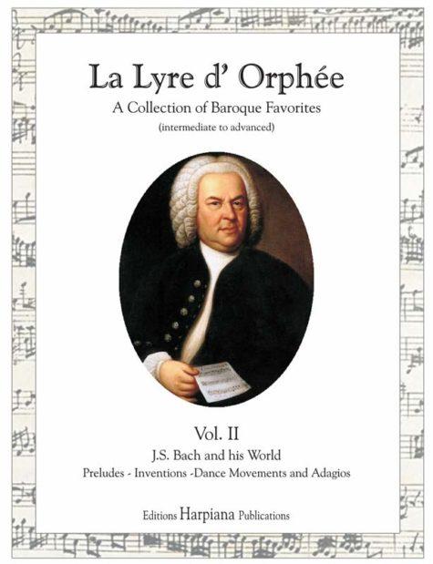 J.S. Bach La Lyre D'Orphee