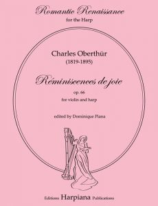 Oberthur- Reminiscences de Joie