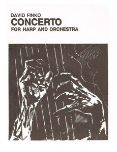 Finko- Concerto for harp and orchestra