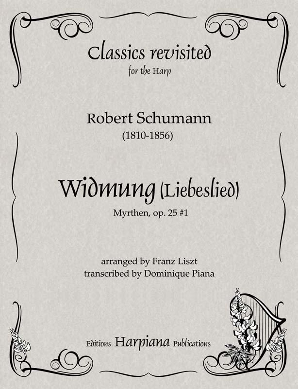 Schumann Widmung