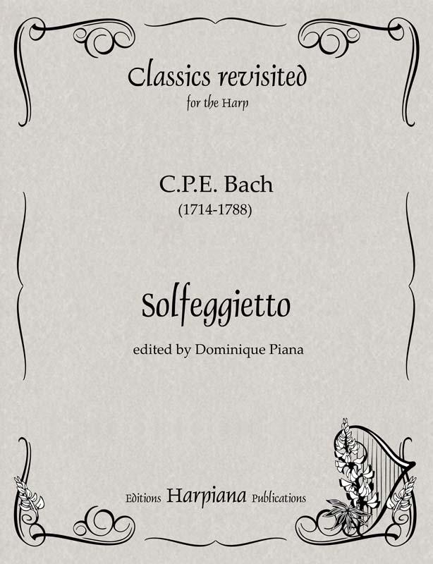 Bach, C.P.E. Solfeggietto