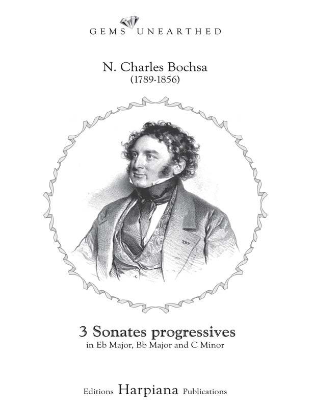 Boschsa- 3 Sonates
