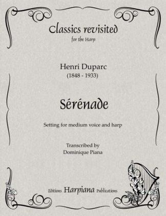 Duparc- Serenade