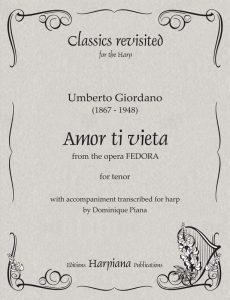 Giordano- Amor Ti Vieta