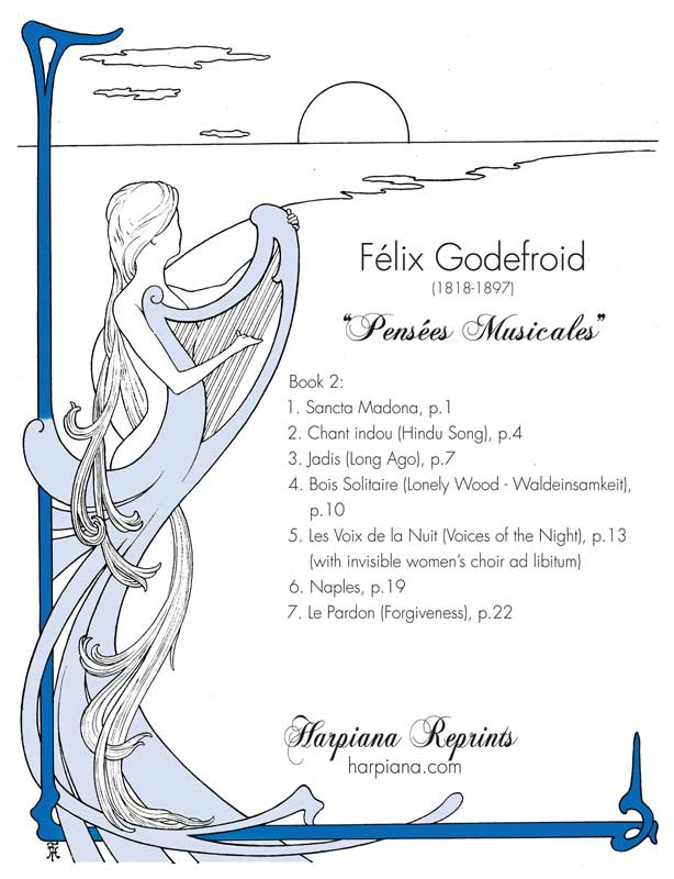 Godefreoid- Pensee Musicales book 2