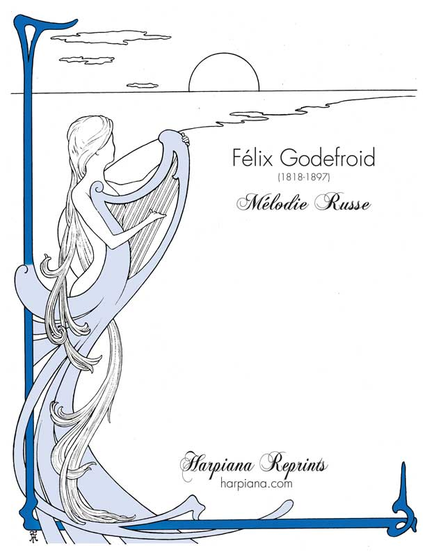 Godefroid- Melodie Russe