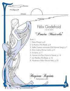 Godefroid- Pensee Musicales book 1