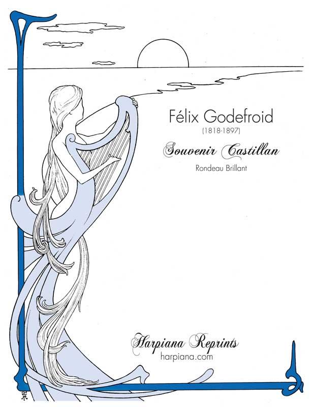 Godefroid- Souvenir Castillan