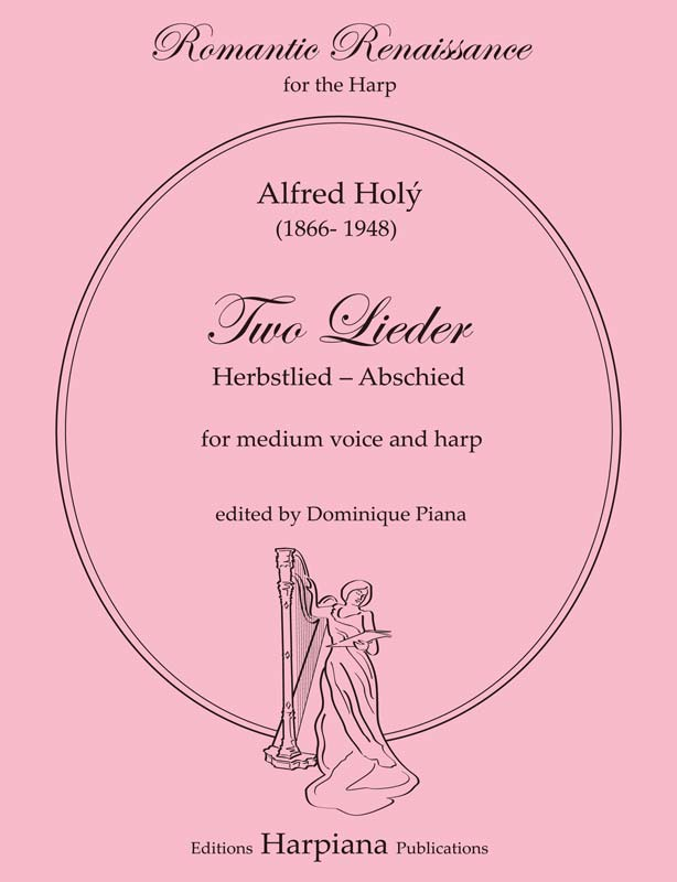 Holy- Two Leider- medium voice
