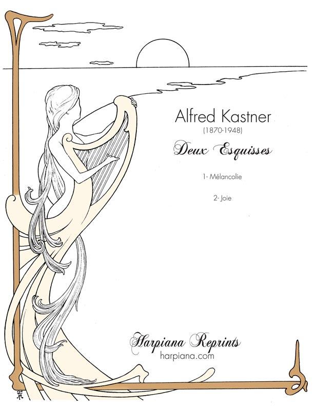 Kastner- Deux Esquisses