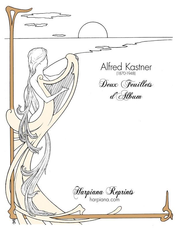 Kastner- Deux Feuillets d'Album