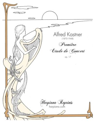 Kastner- Premiere Etude de Concert