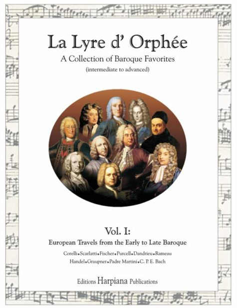 La Lyre Dorphee Vol I