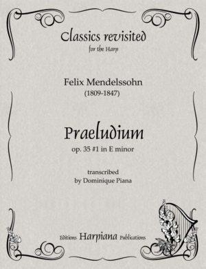Mendelssohn Praeludium