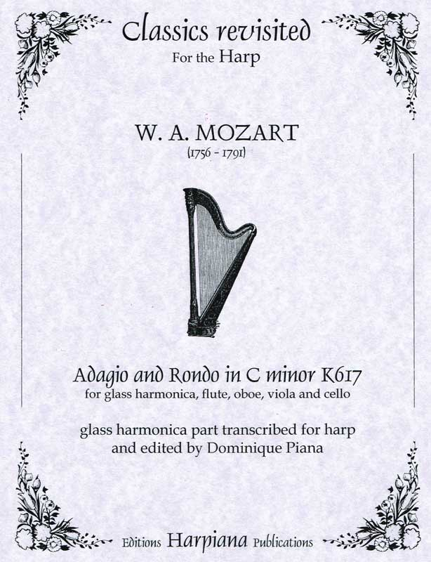 Mozart- Adagio and Rondo in C minor