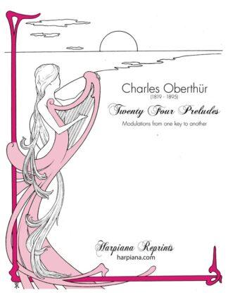 Oberthur- 24 Preludes