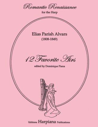 Parish Alvers- 12 Favorite Airs