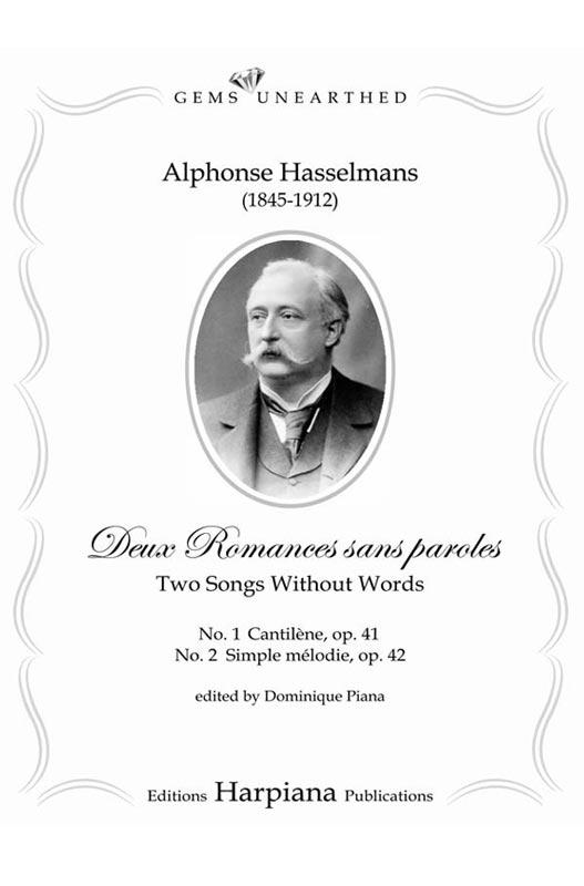 Hasselmans- Deux Romances