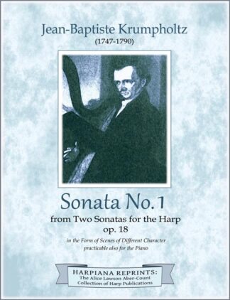 Krumpholtz Sonata 1 op18