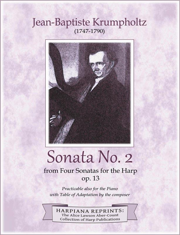 Krumpholtz Sonata 2