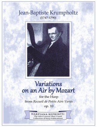 Krumpholtz Variations on an air cover