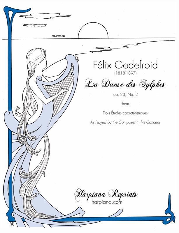 Godefroid La Danse des Sylphs