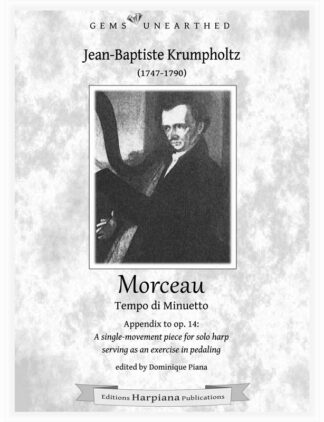 Krumpholtz- Morceau