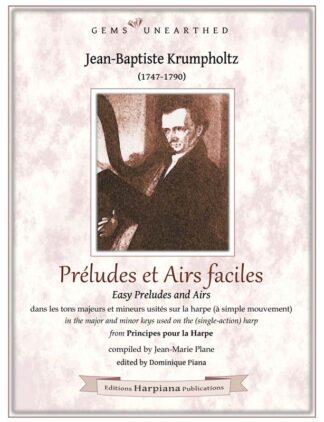 Krumpholtz- Preludes et Airs Faciles