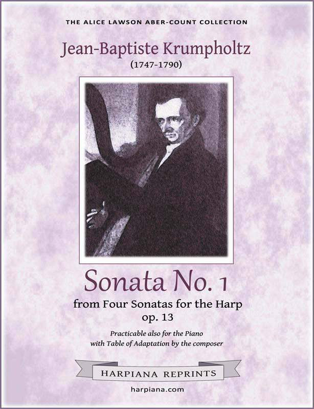Krumpholtz - Sonata 1