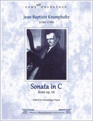 Krumpholtz Sonata in C