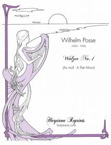 Posse- Walzer no. 1 cover