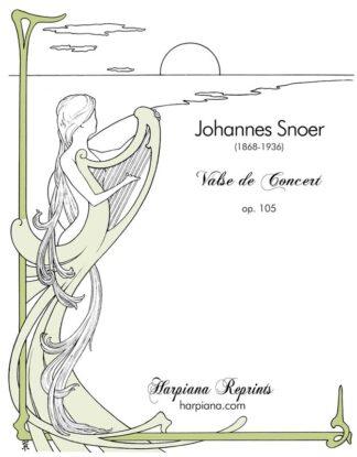HR-Snoer-Valse-de-Concert-cover