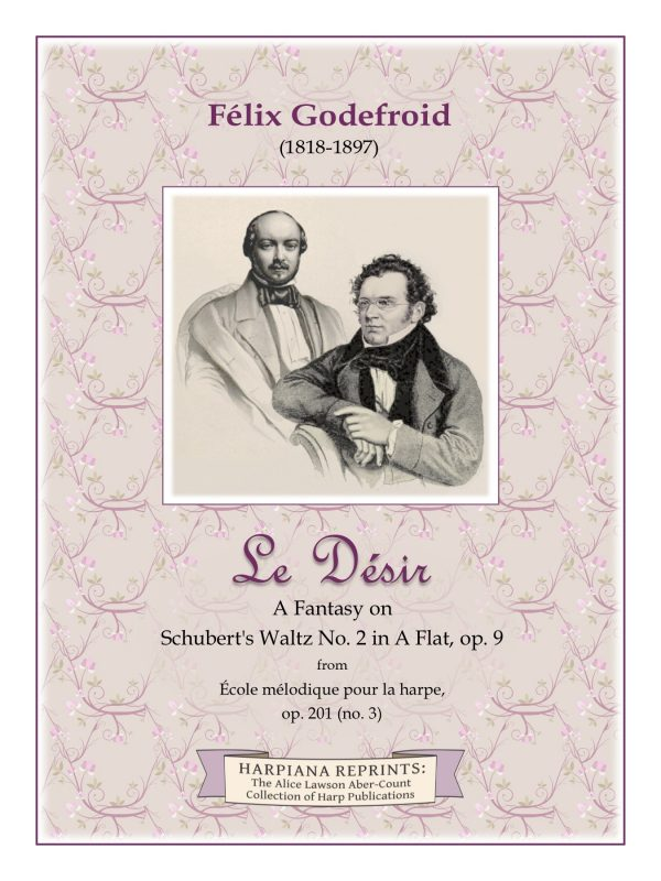 Godefroid Schubert Le Desir cover
