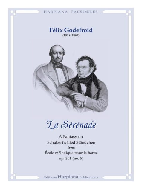 Godefroid Schubert Serenade cover