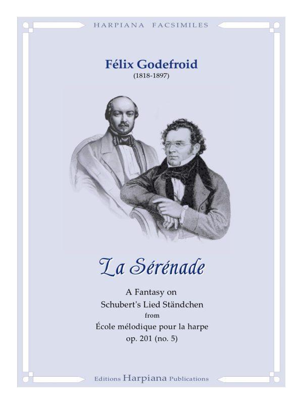 Godefroid Schubert Serenade cover