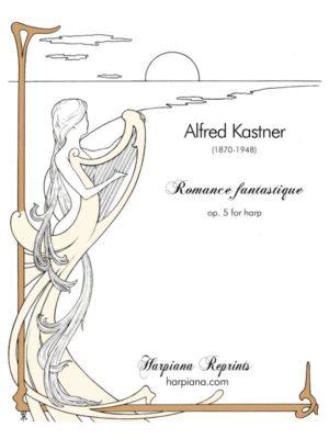 Kastner Romance fantastique cover image