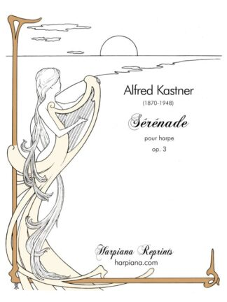 Kastner Serenade pour harp