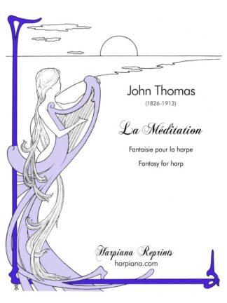 Thomas Meditation cover