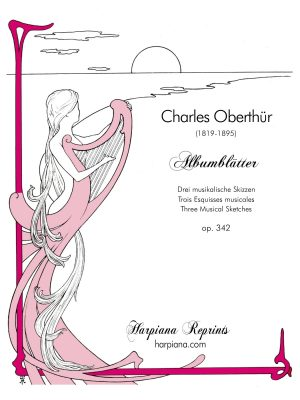 Oberthur Albumblatter front cover