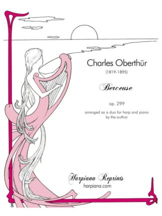 Oberthur Berceuse front cover