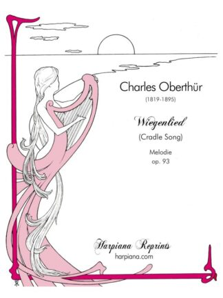 Oberthur Wiegenlied front cover