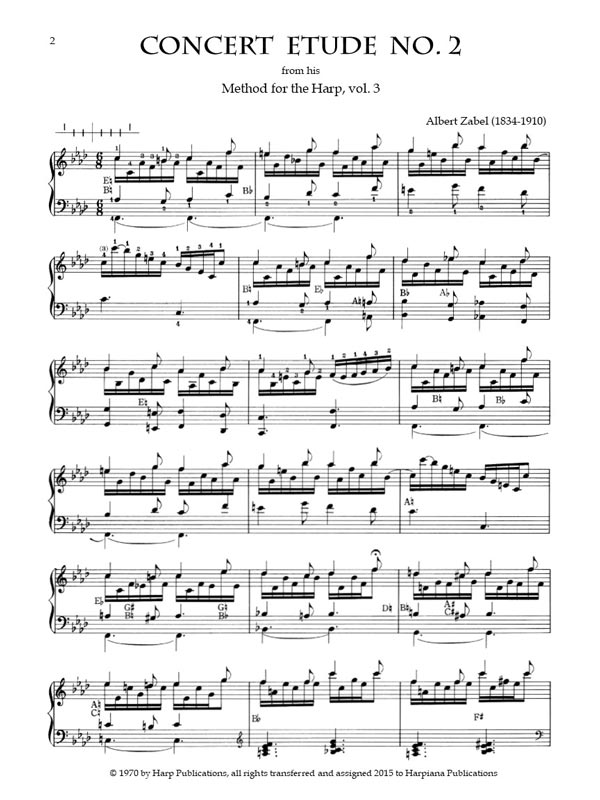 Zabel-Concert-Etude No. 2
