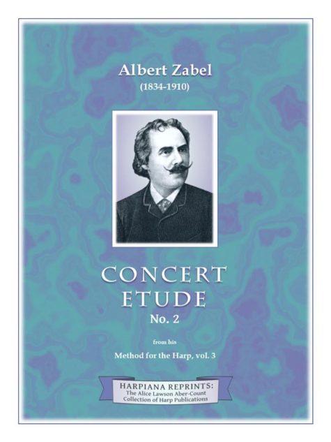 Zabel-Concert Etude No. 2